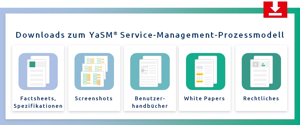 YaSM Service-Management | Downloads: Produkt-Dokumentation und White Papers
