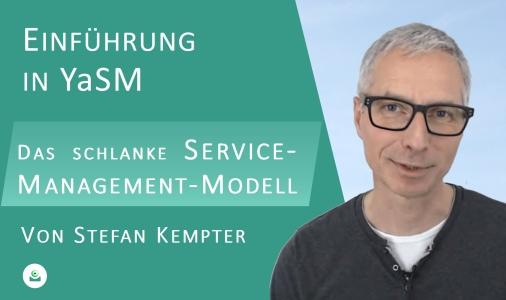 Video: Intro - Was ist YaSM: Enterprise Service Management und ITSM (IT Service Management)