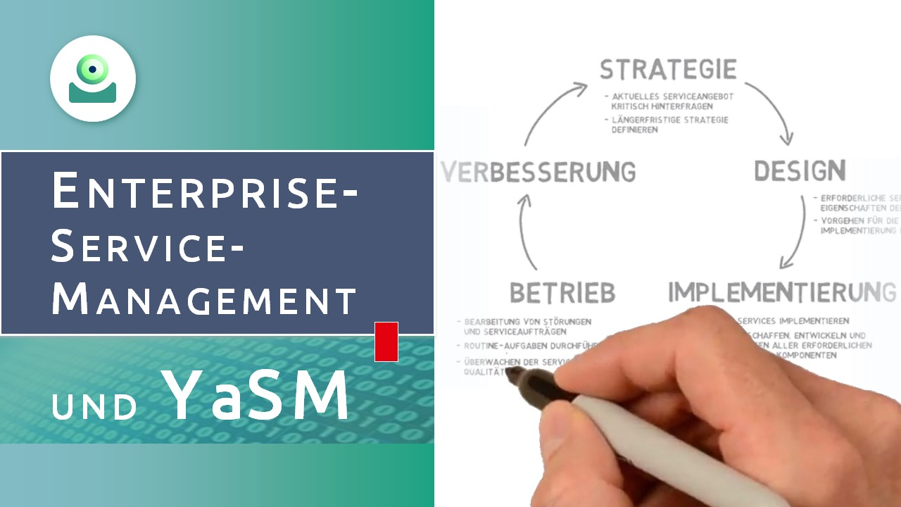 Video: Enterprise-Service-Management (ESM) und YaSM