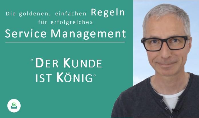 Video: YaSM Kunden-Service-Management. Der Kunde ist König - die einfachen, goldenen Regeln für erfolgreiches Service-Management, Teil 1.