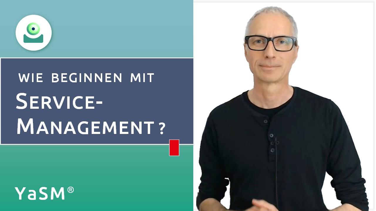 Video: Eine Service-Management-Roadmap, die die wichtigsten Schritte auf dem Weg hin zu besserem Service-Management aufzeigt.