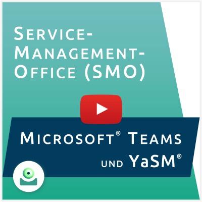 Video: Was ist ein Service-Management-Office (SMO), und wie funktioniert die Einrichtung eines Service-Management-Büros mit Microsoft Teams?