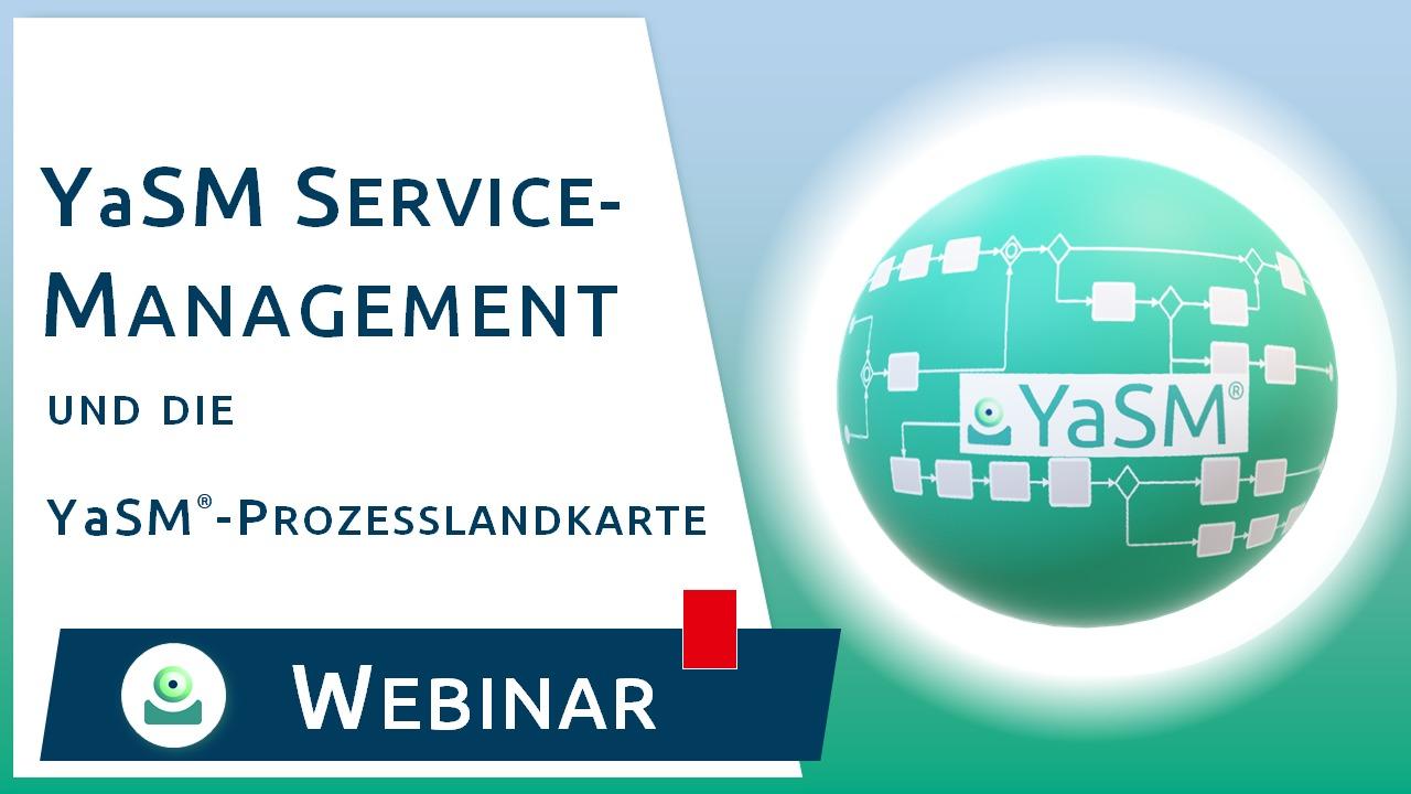 Webinar (Aufzeichnung): YaSM Service-Management - Best Practice für Service-Provider