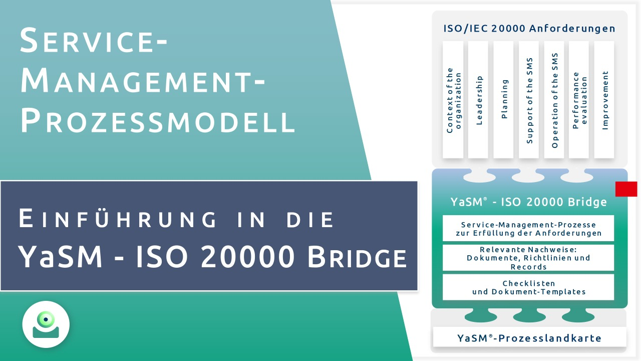 Intro-Video: YaSM - ISO 20000 Bridge
