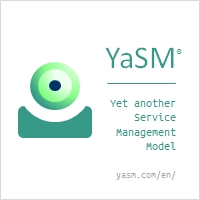 YaSM - Yet another Service Management Model