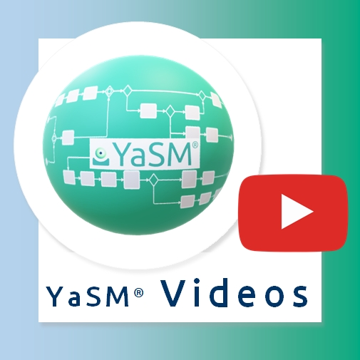 YaSM videos: Basics on YasM and the YaSM Process Map