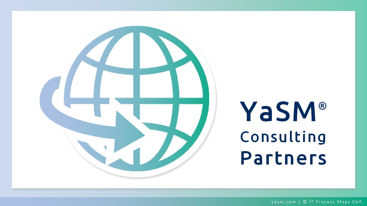 YaSM Process Map qualified consulting partners
