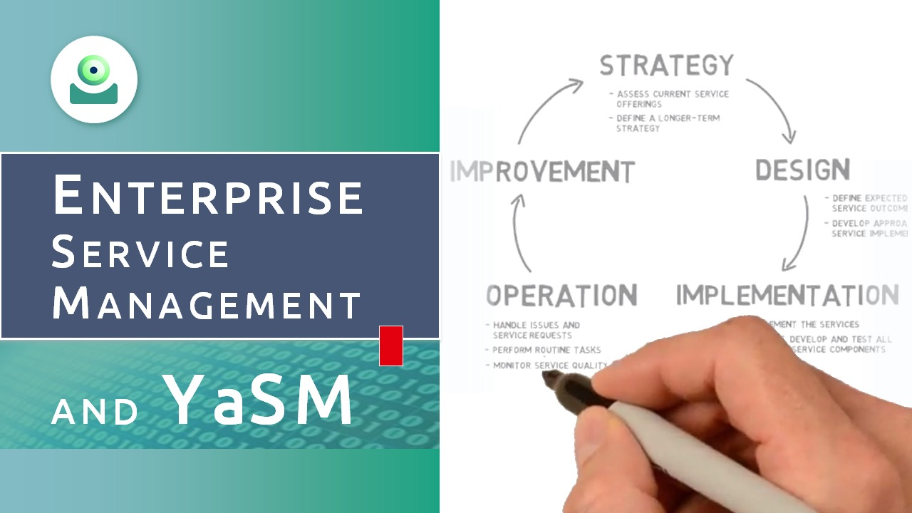 Video: Enterprise Service Management (ESM) and YaSM