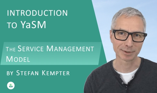 Video: Introduction - What is YaSM: Enterprise Service Management and ITSM