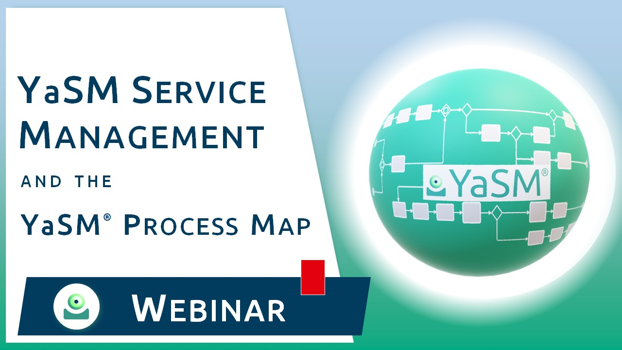 Webinar (recorded version): YaSM - Best practice for service providers
