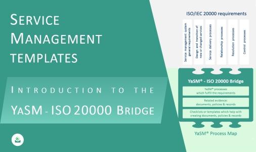 Video: Stefan Kempter introducing the YaSM - ISO 20000 Bridge