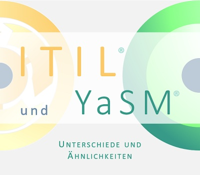 ITIL und YaSM. - Vergleich der Service-Management-Frameworks - Unterschiede und Ähnlichkeiten.