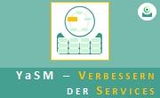 YaSM LP5: Verbessern der Services. - Thumbnail.