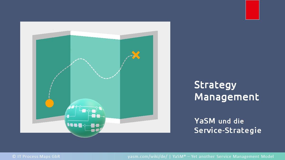 Strategy Management: Die Service-Strategie in YaSM und den ITSM-Frameworks.