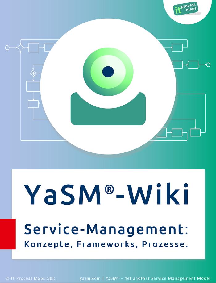 YaSM Service-Management-Wiki (Deutsch): Logo