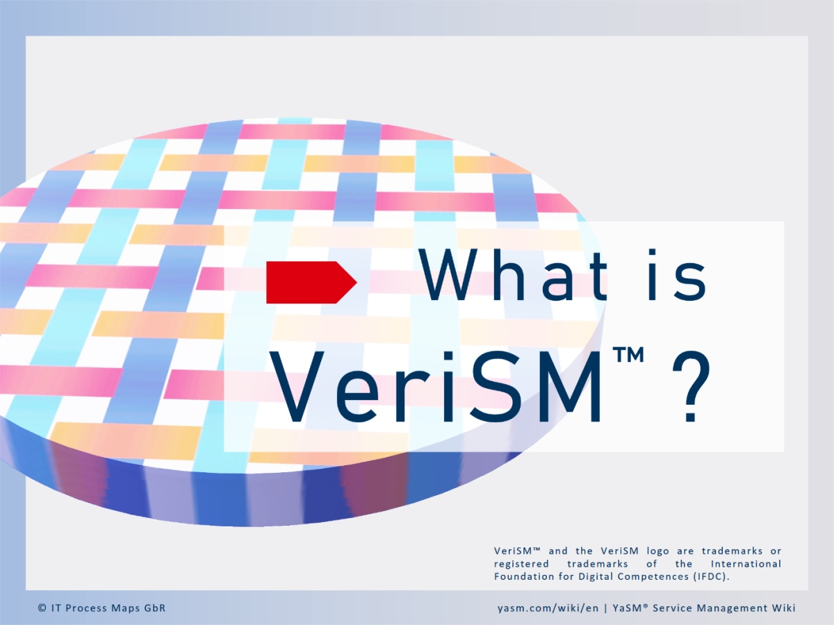 Introduction to the VeriSM model and the 'VeriSM service management mesh'.