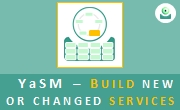 YaSM LP3: Build new or changed services. - Thumbnail.