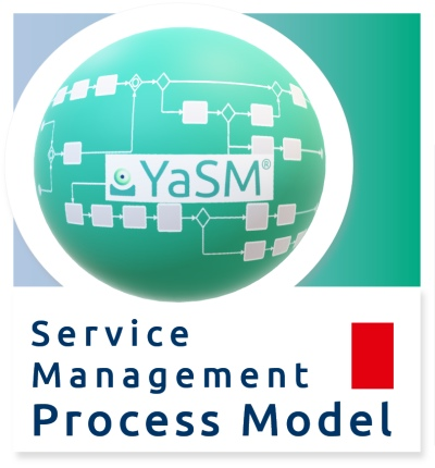 Service management process model: The YaSM Process Map. Ready-to-use process templates for service management initiatives.